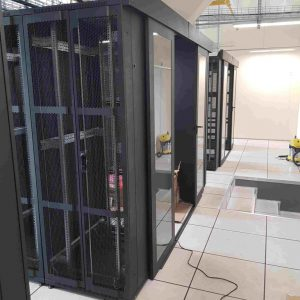 Компания «МежРегионПроект» успешно завершила проект по созданию помещения серверной для нужд Алтайского филиала ПАО «Ростелеком»