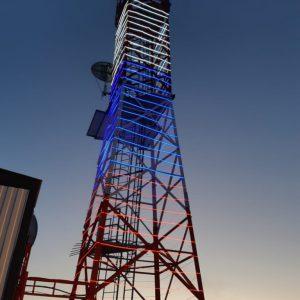 Компания «МежРегионПроект» закончила серию строительства в России сети цифрового эфирного телевещания