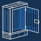 Климатические шкафы/специализированные решения